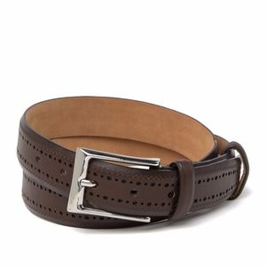 NWT Size Cole Haan Leather Belt